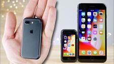 Mini iPhone 7 Plus Designed Android SmartPhone Tiny Small Micro Touchscreen Wifi