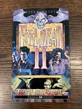 Evil Dead Ii Limited Edition Tin Dvd #35743 of 50000 - Used, Complete
