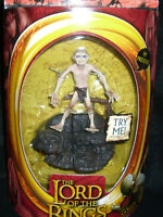 Lord Of the Rings  Two Towers Gollum NEW IN BOX