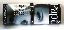 Magazine Clutch Paparazzi B&W SHOES Bag Maggy NEW