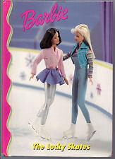 1998 - Barbie'S Children's Reading Book - The Lucky Skates !
