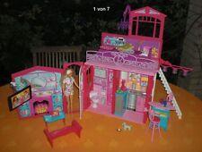 Barbie Glam Haus mit Möbeln - Barbiehaus Glamhaus on OVP