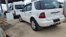 MERCEDES ml cdi 270 W163  PARTS listing is for 1 wheel nut