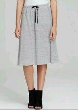 NWOT Eileen Fisher Organic Linen Jersey Skirt, Size XS, $198