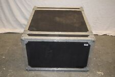 "6 Space / 6U 22"" Deep Shock mount Road Case NO INSERT * #3562 (ONE)"
