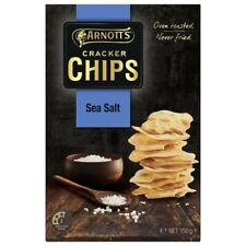 Arnott's Sea Salt Cracker Chips 150 gram