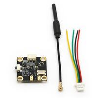 HGLRC FD VTX Mini Micro Video Transmitter 5.8GHz 400mW 16x16mm
