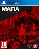 Mafia Trilogy - Sony PlayStation 4 [PS4 Action Adventure Crime 2k 3 games Remix]
