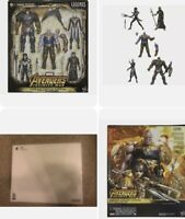 ✅Hasbro Marvel Legends The Children of Thanos 5 Pack UNCIRCULATED TRUSTED GLOBAL