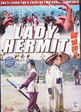 Lady Hermit - Hong Kong Rare Kung Fu Martial Arts Action movie - New Dvd