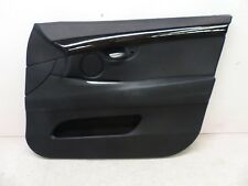 10-17 BMW 550i GT F07 Front Right Passenger Side Door Trim Panel OEM