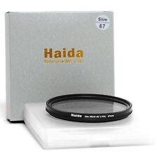 Haida Slim 67mm PRO II MC C-POL Circular de CPL polarizador filtro HD2021