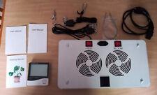 New listing 1200W Led Grow Light, Adjustable Full Spectrum Double Switch Plant Light