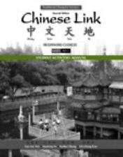 Chinese Link by Yanhui Zhang, Weizhong Tian, Yueming Yu and Sue-Mei Wu (2010, Pa