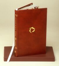 OGDEN BOOK OGDEN ON FLY TYING Flyfishers Classic Library leather LIMITED classic