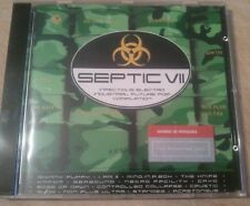 Various ‎– Septic VII Promo  EBM, Industrial, Synth-pop, Skinny Puppy,KMFDM,IAMX
