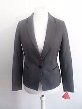 V by Very Textured Spot Jacket Black Size UK 12 Box46 61 J