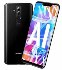 HUAWEI Smartphone Mate 20 Lite-Nero Senza Sim Dual Camera Android