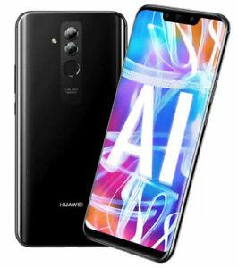HUAWEI SMARTPHONE MATE 20 LITE - BLACK Sim Free Dual Camera Android