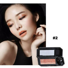 Dual Color Eyeshadow Makeup Palette Glitter Eye Shadow Shade Cosmetic 2