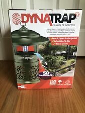 Dynatrap 3 Insect Trap. 1/2 Acre Coverage. High Capacity Catch Basket!