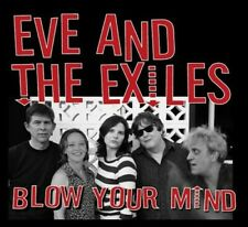 Eve Monsees & the Exiles - Blow Your Mind [New CD] Digipack Packaging