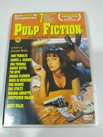 Pulp Fiction Quentin Tarantino - DVD Région 2 Anglais Portugais