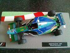 F1 Formula 1 Car Collection #22 1994Benetton B194Michael Schumacher