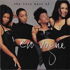 The Very Best of En Vogue by En Vogue CD Aug-2001 Elektra Label