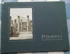 Pompei alte Ansichten Italien edition illustrato Lucerne um 1910 Pompej Stadt