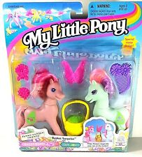 My Little Pony G2 1997 Basket Surprise New In Package Sweet Berry And Ivy Hasbro