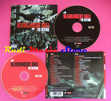 CD Headbanger's Ball The Revenge Compilation SLIPKNOT KORN no mc vhs dvd(C36)