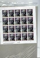 us scott # 3870 37c sa xf mnhog sheet of (20) stamps R Buckminster Fuller 2004