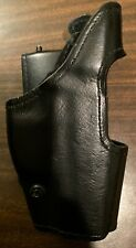 Safariland 295-177-91 Holster Sig Sauer P226 DAO Level II Right Plain Leather