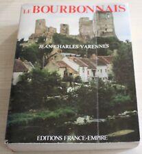 ENVOI Auteur : Jean-Charles Varennes / le Bourbonnais / EO 1979