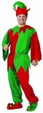 Elfo Adulto De Navidad Santa Fancy Dress Costume