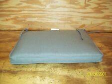 Paradise Cushions RI05RS Round Back Seat Cushion with Box Double Welt Design