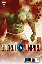Marvel Comics Secret Empire #1 Hydra Heroes Variant Cvr Bagged & Boarded INSTOCK