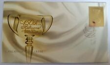 150TH MELBOURNE CUP LIMITED EDITION SILVER STAMP 2012 FIRST DAY COVER