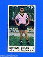 CORRIERE DEI PICCOLI 1966-67 - Figurina-Sticker - PERUCCONI - PALERMO -New