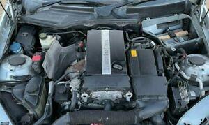 2005 SLK200 1.8 ENGINE / NO ANCILARIERIES KOMPRESSOR R171 SLK200 MERCEDES PETROL