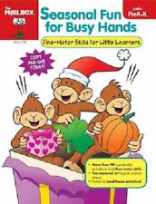 Mailbox Preschool Kindergarten lesson plan Seasonal Fine Motor 90 reproducible