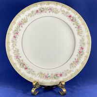 """KENWOOD DINNER PLATE MEITO 10.25"""" MID CENTURY FINE CHINA Made in Japan VINTAGE"""
