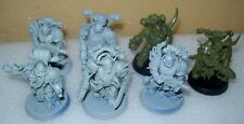 Warhammer 40k Chaos Space Marines Death Guard Nurgle Plague Marines x7