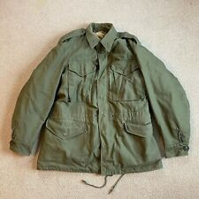 Us Army Military M1951 M51 Field Jacket Coat Regular Small. Fifth Inf div?