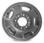 New Take-Off for 2011-2019 GMC Sierra 2500 17x7.5 inch Steel Wheel Rim