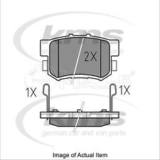 New Genuine MEYLE Brake Pad Set 025 217 1914/W Top German Quality