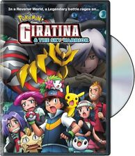 Pokemon the Movie: Giratina & the Sky Warrior [New DVD] Full Frame, Subtitled