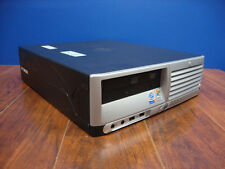 HP COMPAQ DC7100 SFF DESKTOP PC INTEL PENTIUM 4 3.4GHz 1GB 80GB FEDEX in USA