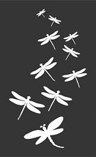 Dragonfly Family Flying Dragonflies 831 Vinyl Window Decal/Sticker for Car/Truck